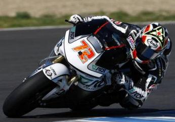 Yuki Takahashi MotoGP Testing 2009